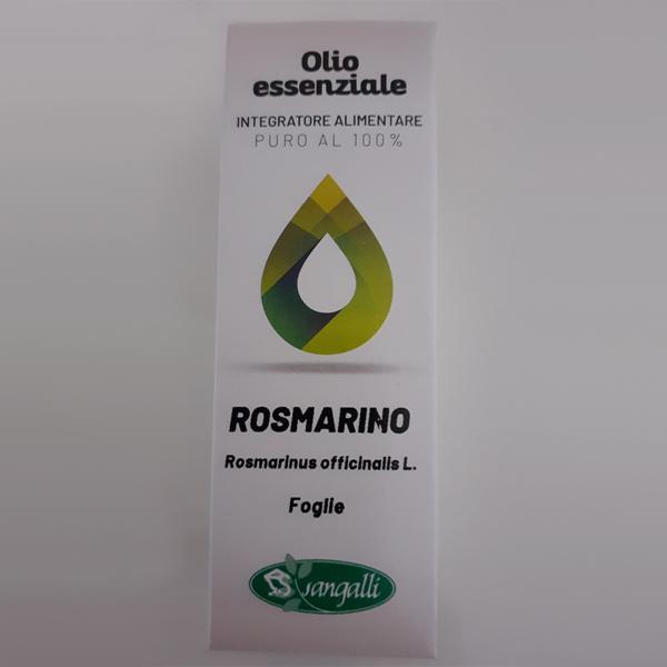 Olio essenziale Sangalli Rosmarino