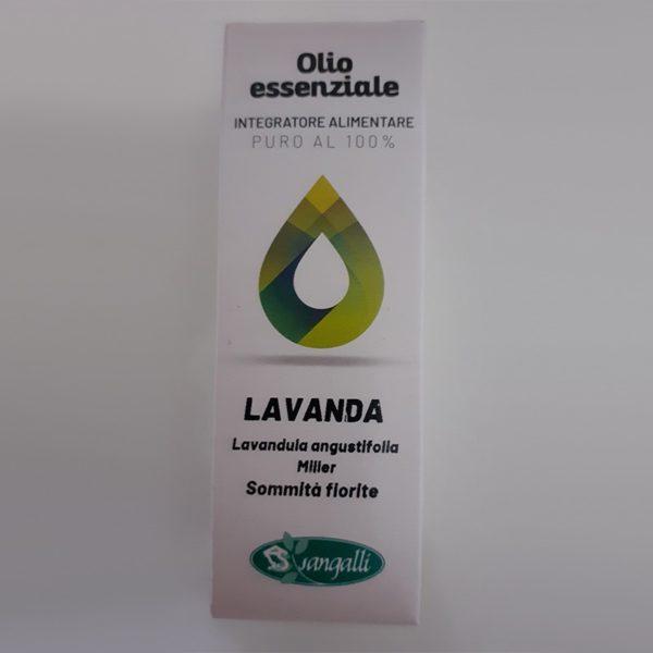 olio essenziale lavanda