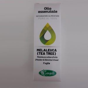 Olio essenziale Sangalli Melaleuca Tea Tree