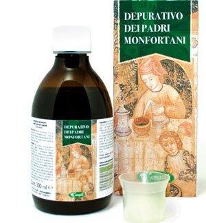 Depurativo dei Padri Monfortani 300ml